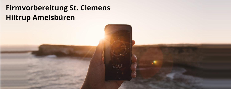 Firmvorbereitung St. Clemens Hiltrup Amelsbüren